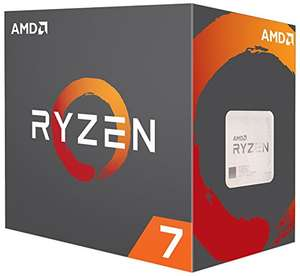 Amazon: AMD YD180XBCAEWOF Procesador Ryzen 7 1800X, 3.4Ghz, Socket AM4, sin Disipador, 95W