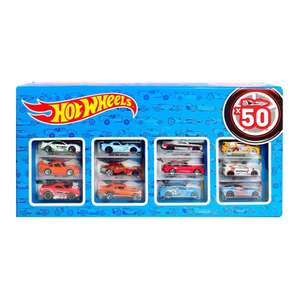 Sam's Club: 50 carritos Hot Wheels