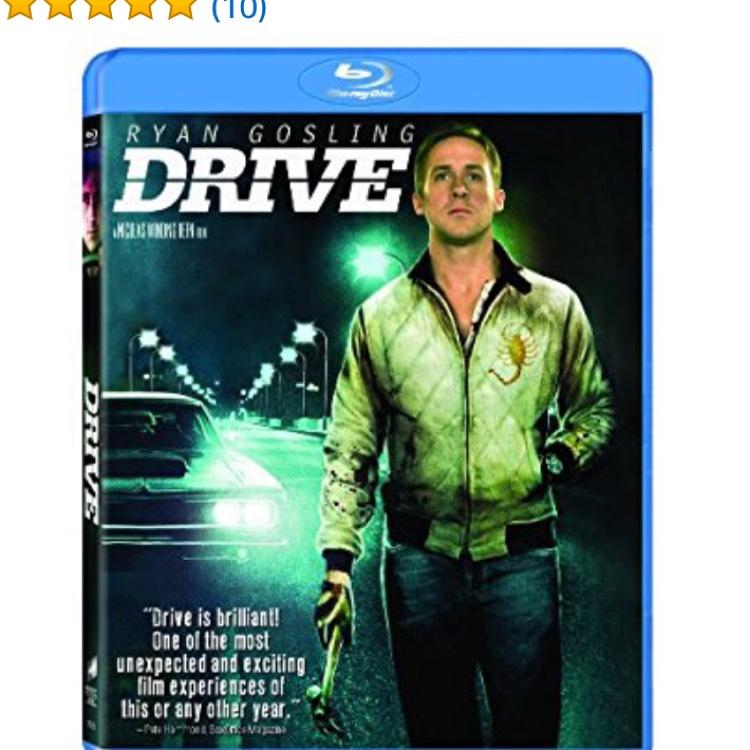 Amazon: Drive [Blu-ray] [Importado]