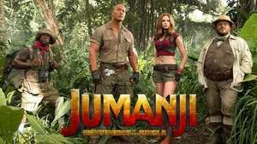 Cinépolis: Jumanji 2x1 en 4DX