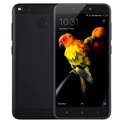 GearBest: Xiaomi Redmi 4X 3GB RAM 4G Smartphone  -  GLOBAL VERSION  BLACK
