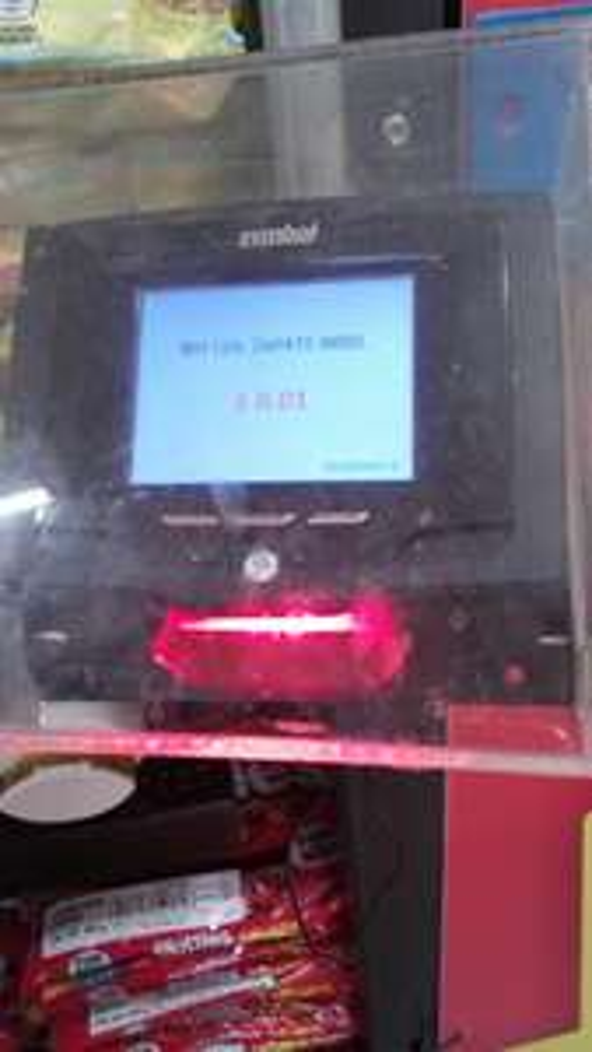 Walmart: zapatilla ariel .01+ promonovela