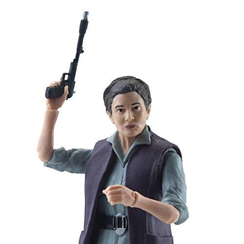 Amazon: Star Wars Figura de Acción Black Series, General Leia Organa