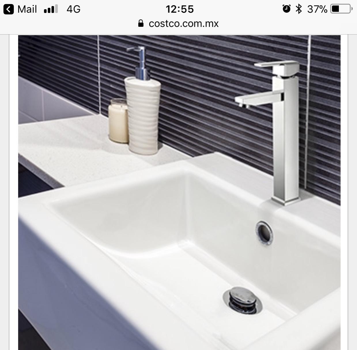 Costco: ofertas en llaves para baño con más del 60% de descuento
