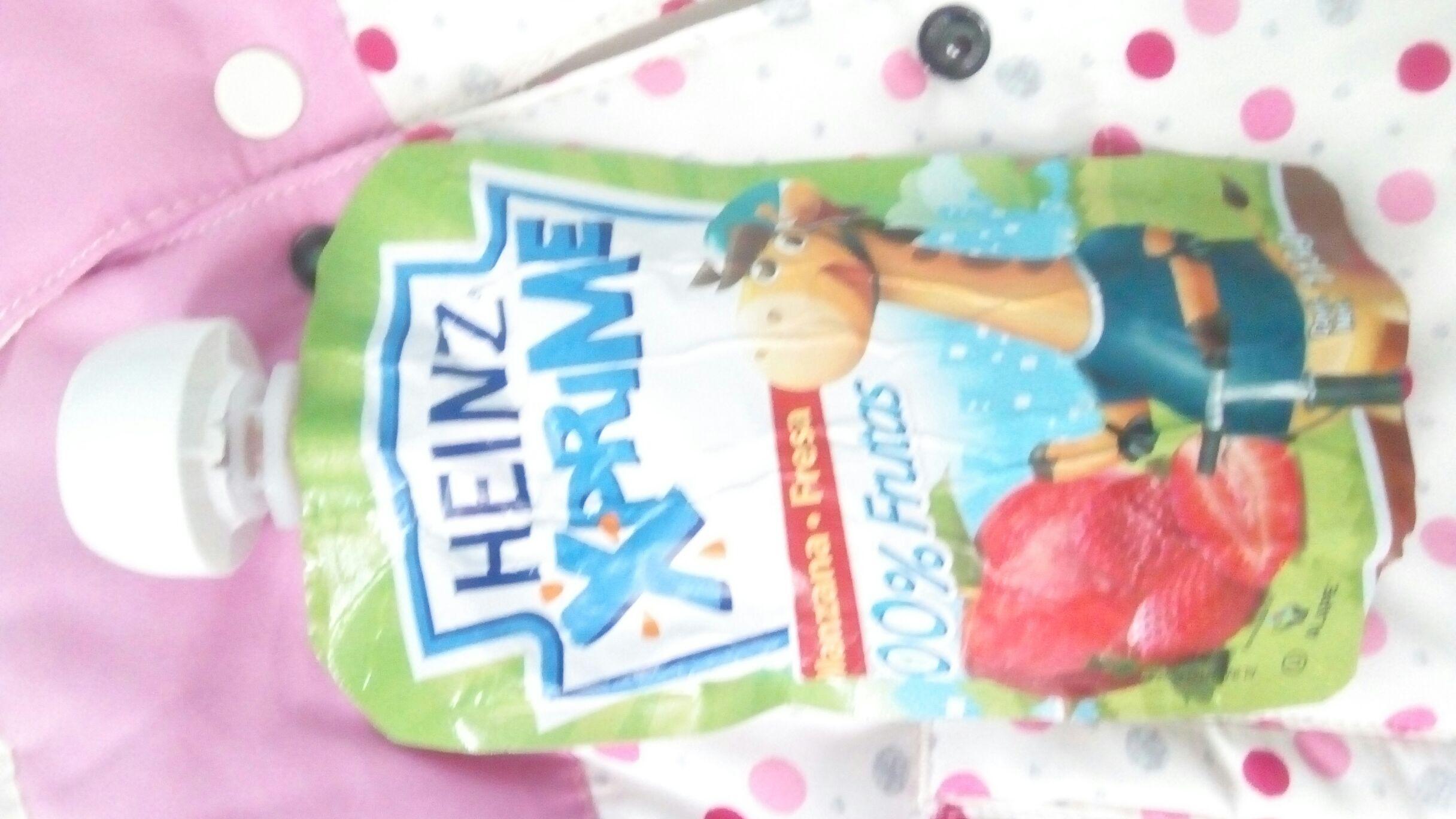 Bodega Aurrerá: Heinz papilla Xprime Fresa-Manzana $5.02 y Chaleco Minnie $120.03