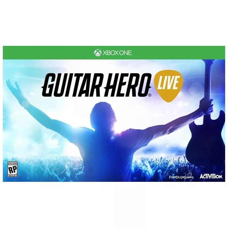 Tienda Oficial Activision en Mercado Libre: Guitar Hero Live Xbox One y xbox 360  en tienda activision