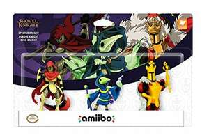 Amazon: Preventa Pack Amiibos Shovel Knight