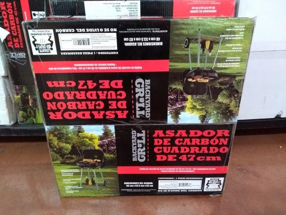Walmart Poza Rica: Asador
