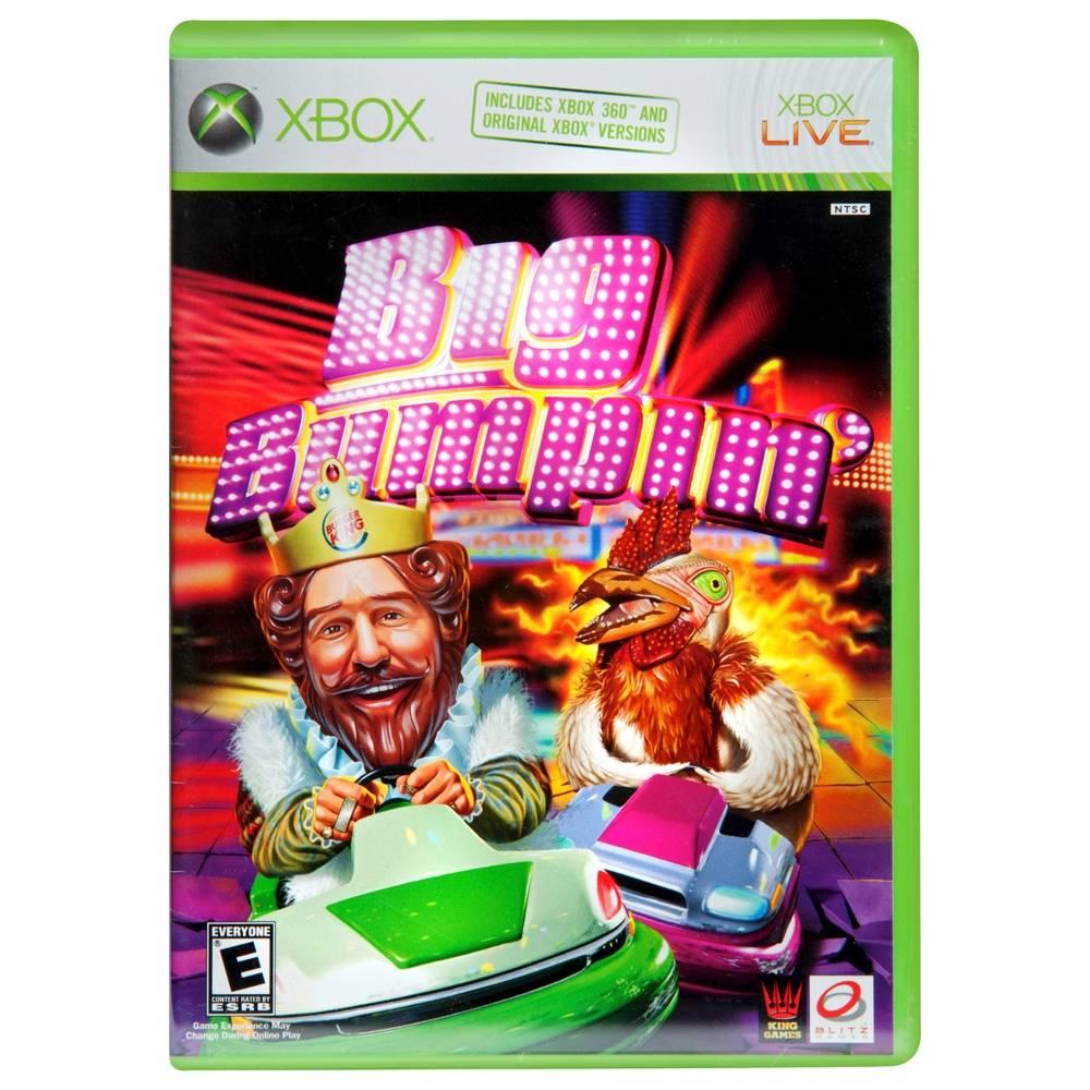 Walmart: Big Bumpin, PocketBike Racer o Sneak King para Xbox 360a $40