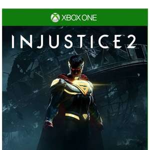 Amazon: Injustice 2 para Xbox One - Standard Edition