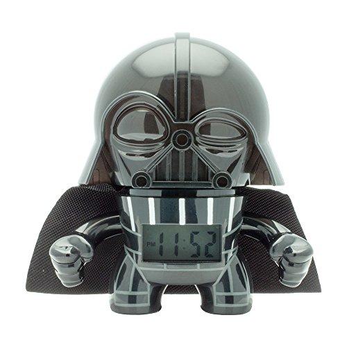 Amazon Mx: Reloj Despetador Dart Vader con luz (Aplica prime)