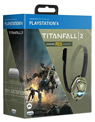 Amazon: Diadema Alámbrico Edición Especial Titanfall 2 - PlayStation 4