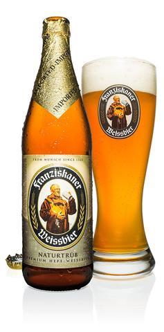 BeerHouse: Franziskaner Weissbier