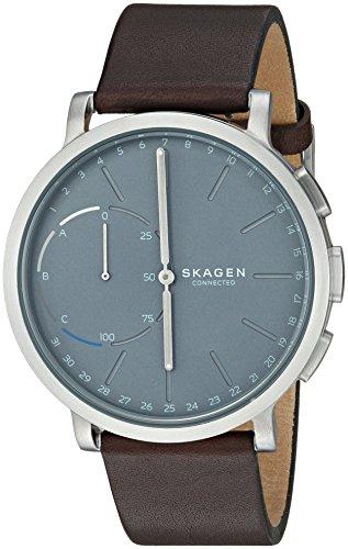 Amazon: Smartwatch Híbrido Skagen Hagen Connected SKT1110 Café Oscuro