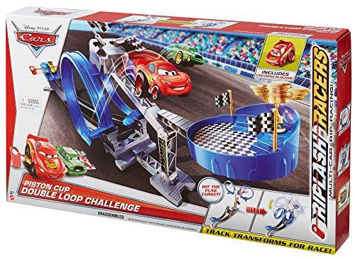 Amazon USA: Disney/Pixar Cars Piston Cup Double Loop Challenge (más $220 de envío e impuestos)