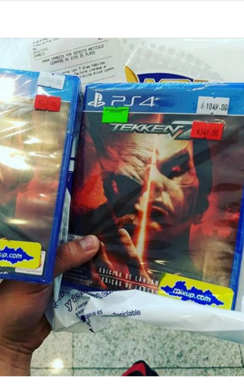 Mixup: Tekken 7 para PS4