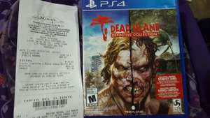 Mixup: Dead Island Definitive Collection para PS4