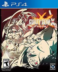 Amazon: Guilty Gear Xrd Revelator para PS4