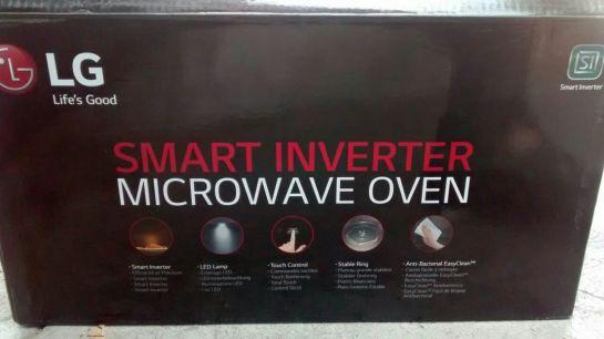 Walmart: Micro 1.5 LG Inverter $1295.01