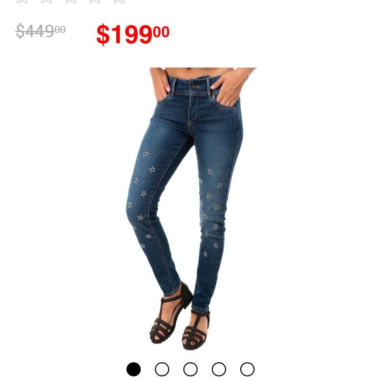 Liverpool: pantalones sexy jeans desde $199