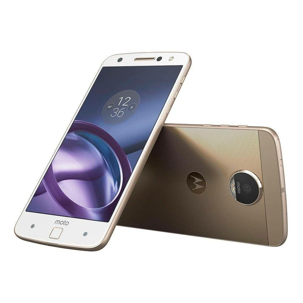 Walmart: Smartphone Motorola Moto Z 64 GB Dorado Desbloqueado