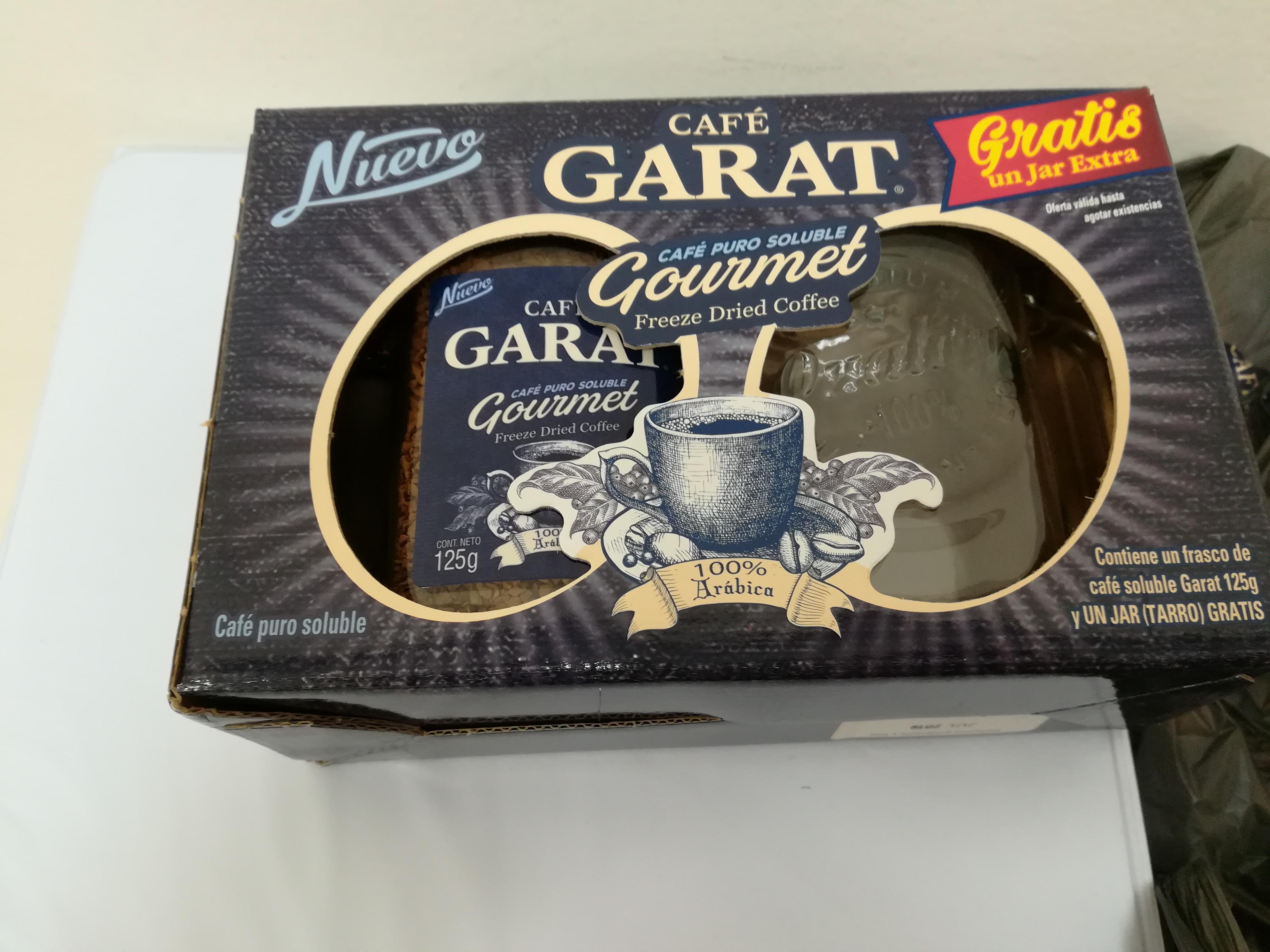 Superama: Café garat gourmet