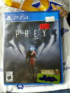 Mixup: Prey PS4