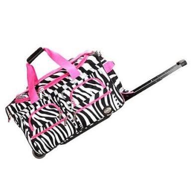 Amazon: Bonita maleta de dama Rockland Luggage