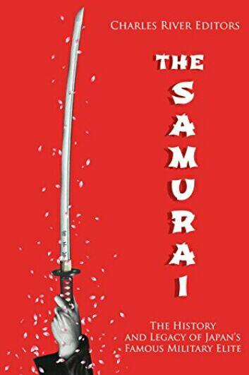 """Amazon Kindle Gratis: """"El samurái: historia y legado de la élite militar japonesa"""" (inglés)."""