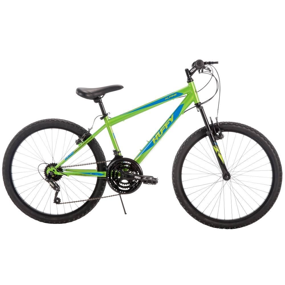 """Bicicleta Huffy Montaña Alpine 24"""" Hombre"""