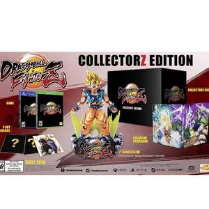 Amazon EU: Dragon Ball Fighter Z - Collector's Edition - XBox One