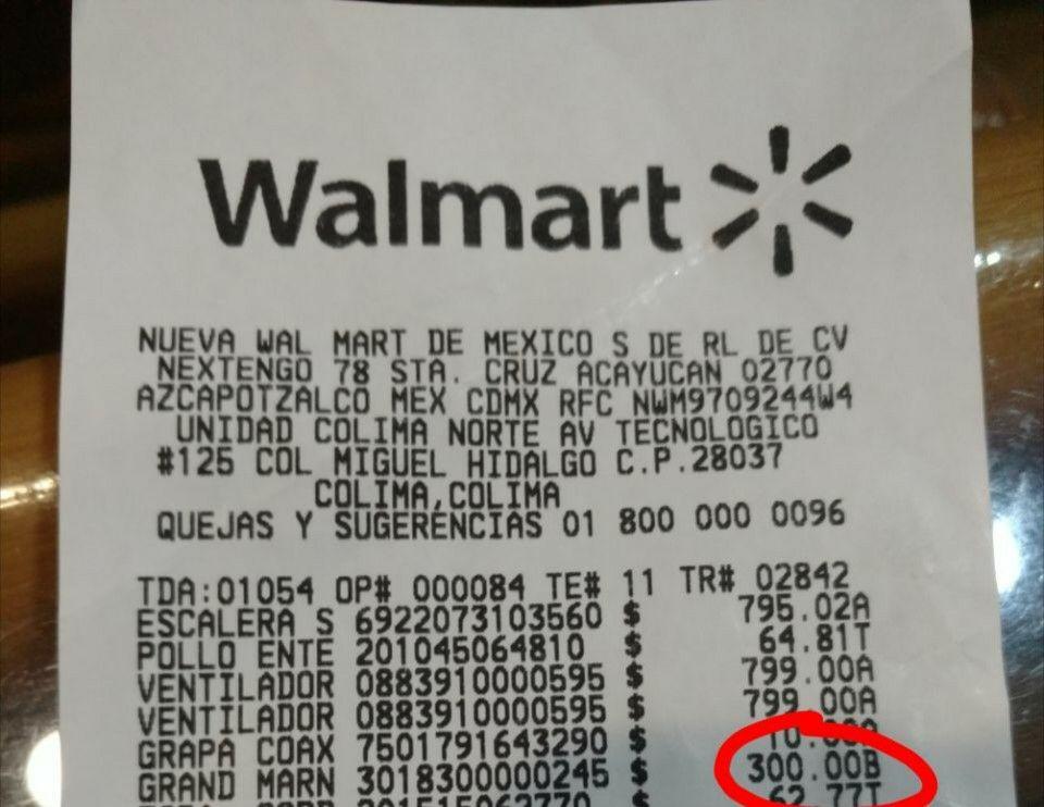 Walmart: Licor grand marnier a mitad de precio