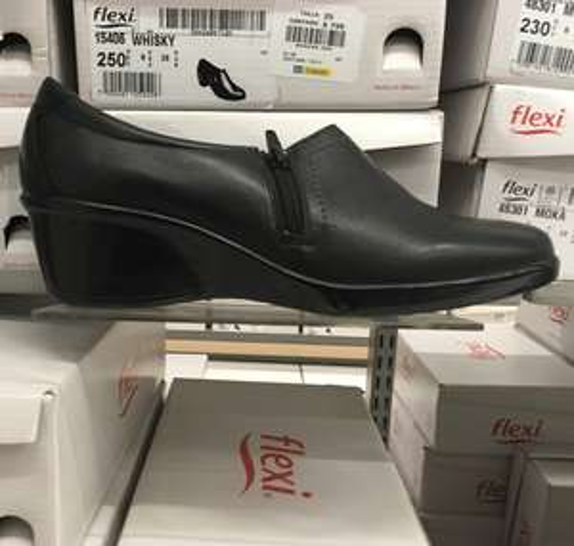 Coppel:  Zapato flexi mujer