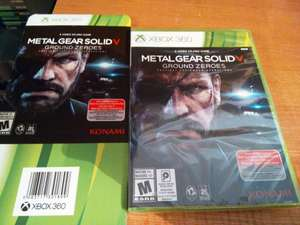 Sam's Club: Metal Gar Solid V Ground Zeroes Xbox 360 $99