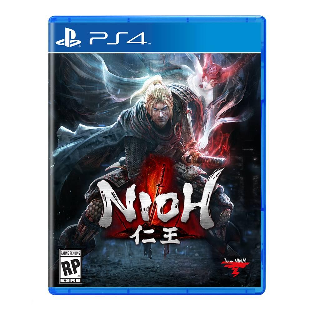 Walmart: Nioh para PS4