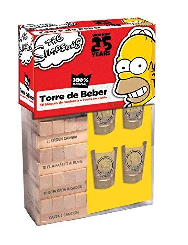 Amazon: Torre del Beber The Simpsons
