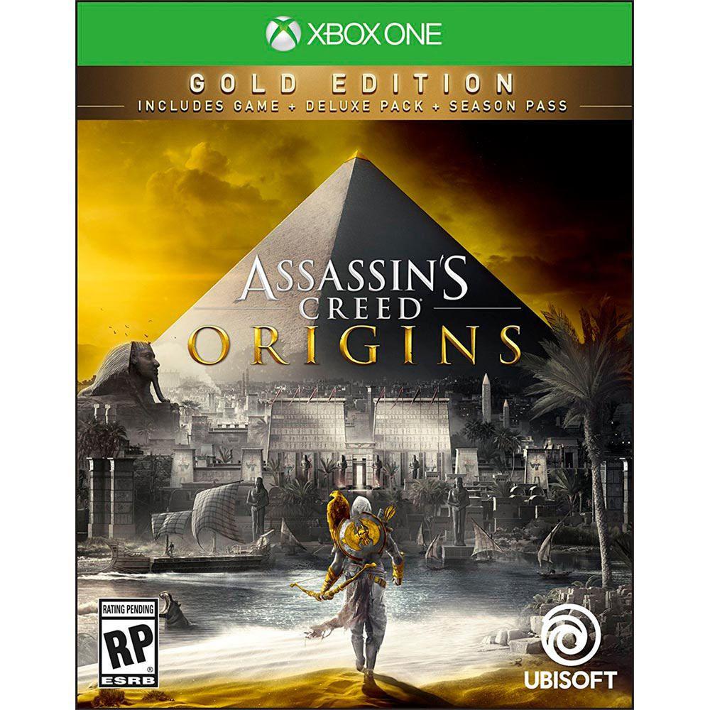 Elektra: Assassin's Creed Origins Gold Edition  $989 con Mercado Pago