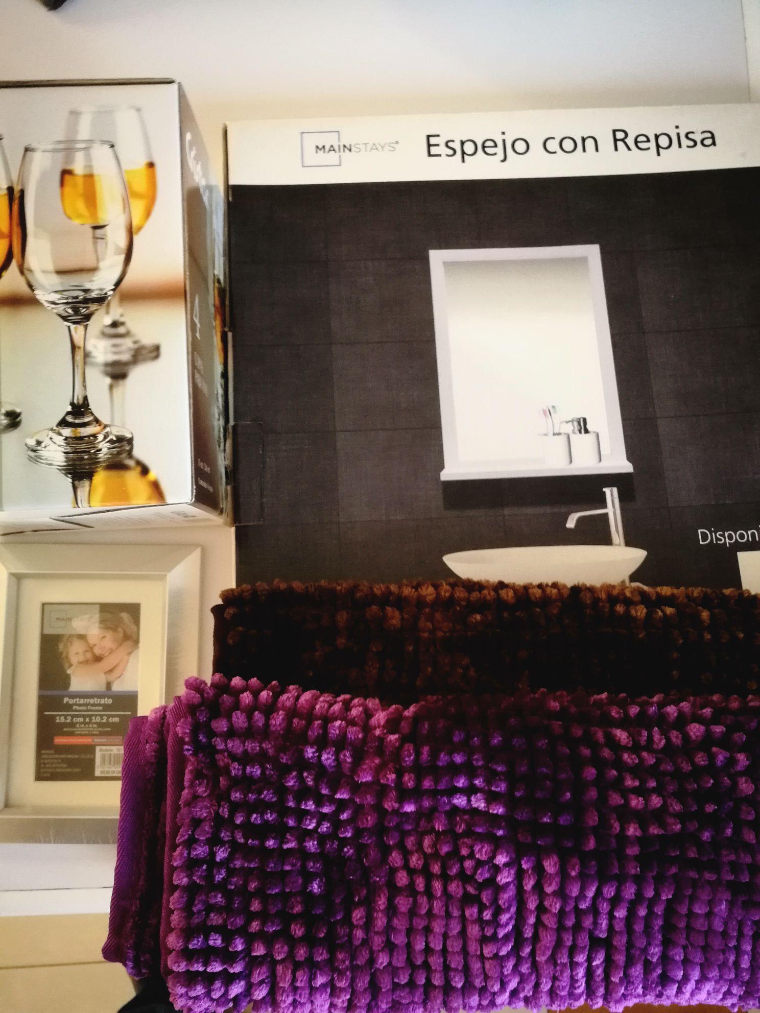 Bodega Aurrerá: Portaretratos, espejo, tapete de baño , headset PS4 y más