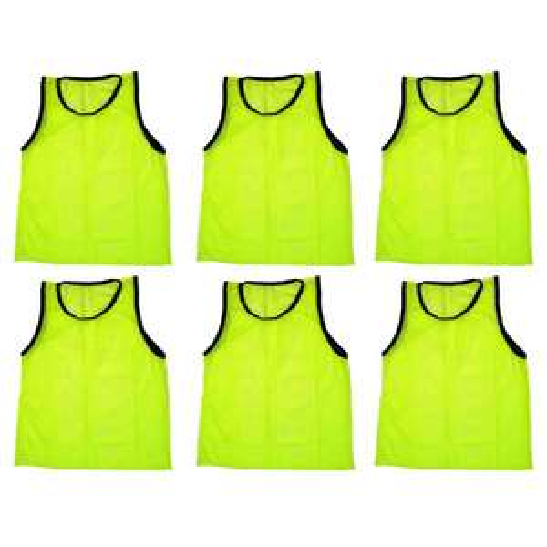 Amazon: BlueDot Trading 6 piezas camiseta de entrenamiento de jóvenes 6-8 años