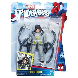 Amazon: Marvel Figura de Acción Doc Ock, 6 Pulgadas