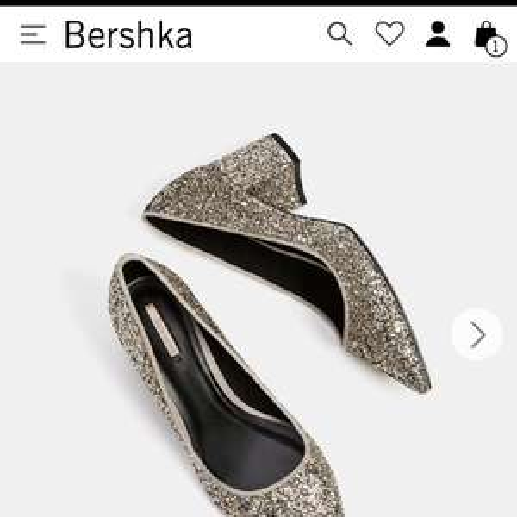 Berhka: Zapatos bellos berska #6