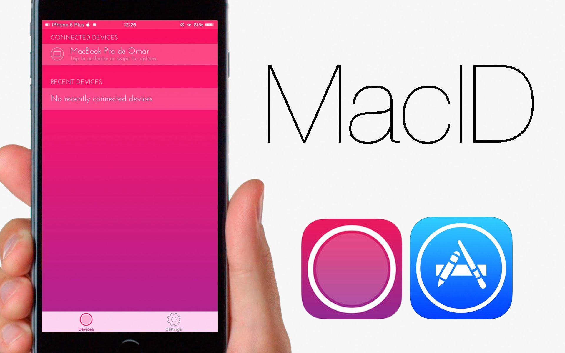MacID GRATIS para desbloquear tu Mac desde el Touch ID