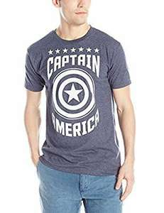 Amazon: playera Marvel Capitán América