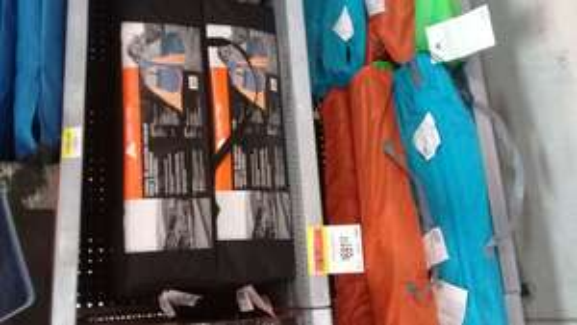 Bodega Aurrerá: Casa de campaña 5 personas