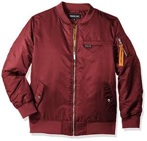 Amazon mx: Chamarra bomber marca Members Only T6 + envío gratis con prime.