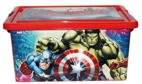 Amazon - Stor 1594-705 Contenedor Avengers, 13 l