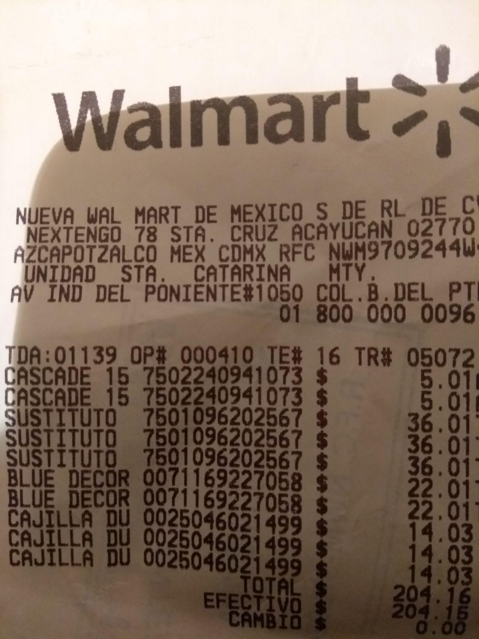 Ofertas Walmart santa Catarina NL: Galletas gluten free y más