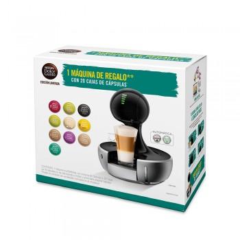 Dolce Gusto: cafetera drop + 20 cajas de 16 cápsulas + envío gratis