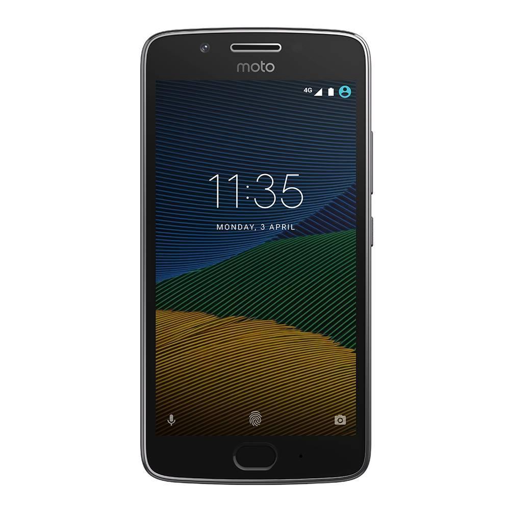 Walmart: Motorola Moto G5 32 GB Gris Obscuro Desbloqueado + 3 MSI