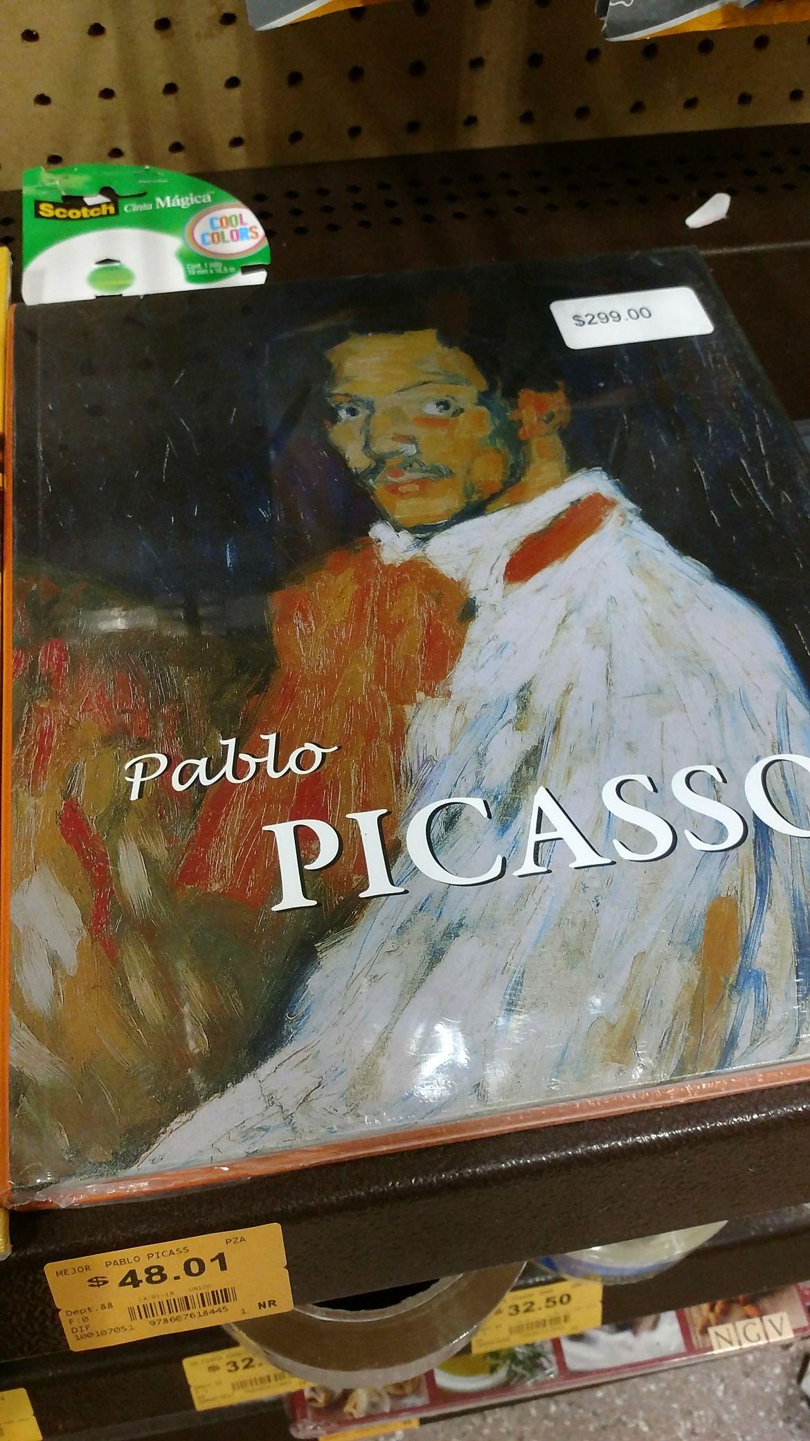Superama: Colección Pinturas Picasso o Monet